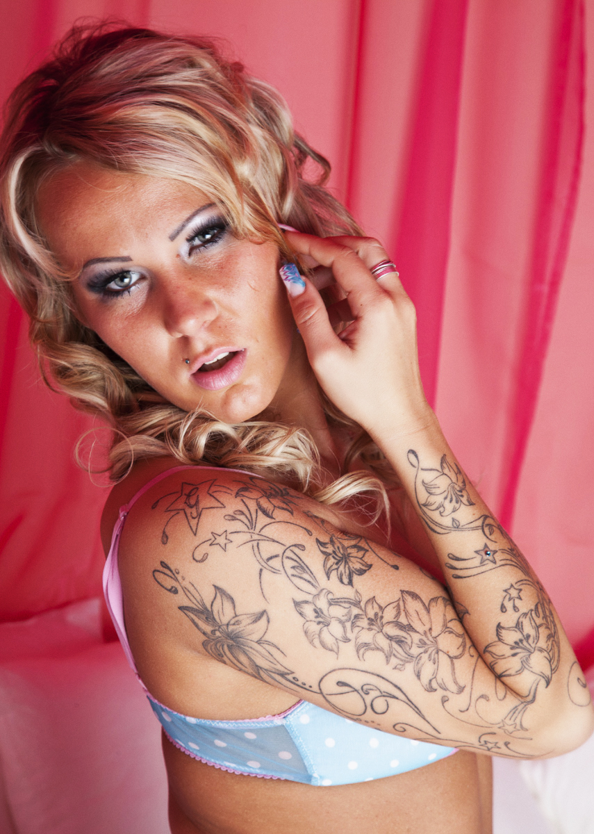 Piercing Girl